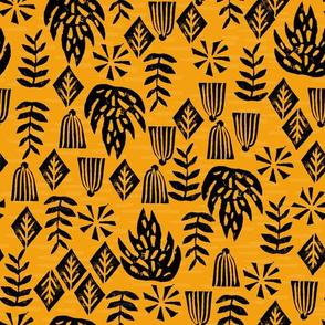 Safari Plants - Turmeric by Andrea Lauren