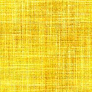 Linen in Sunflower yellow