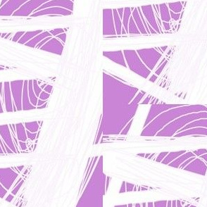 Fences and Webs/purple