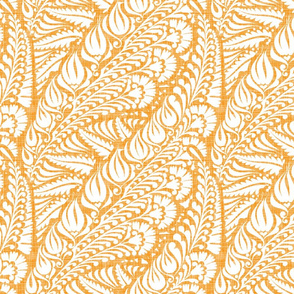 Blooming Tangerine