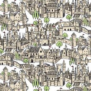Medieval Village Small