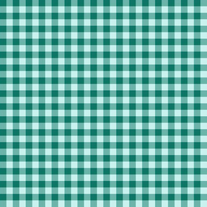 spruce gingham