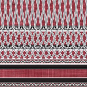 WICKER_BEADS_PLAID_Deep_Red