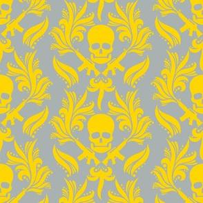 Lemon Demask skulls