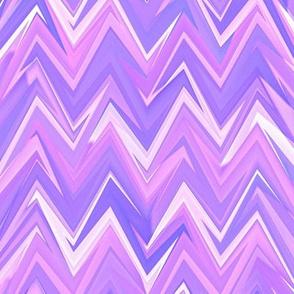 amethyst zigzag