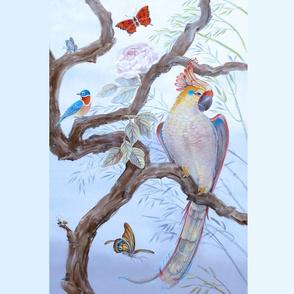 Empress Parrot Grouping