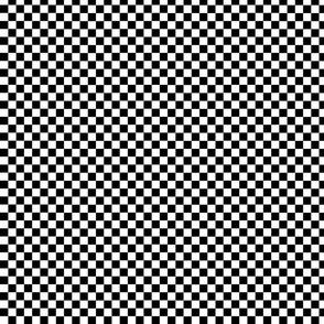 Black-White-Check