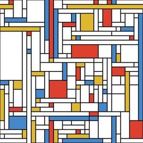 Mondrian Blocks (small)
