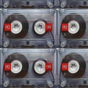 Cassette Tapes Retro Music Mixtape 80s