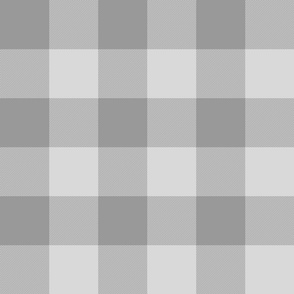 "3"" grey parka check"
