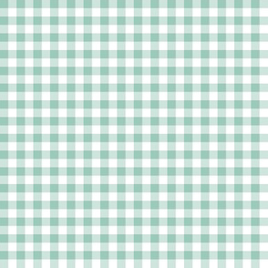 "1/4"" cloudy sky gingham"