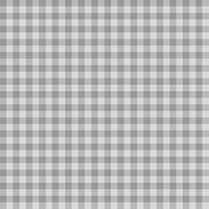 fade to grey gingham