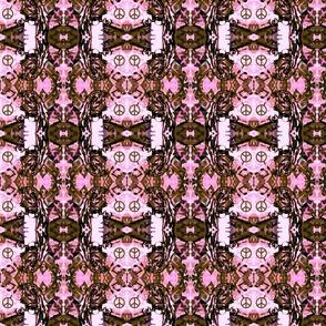 Pink camo  World Peace