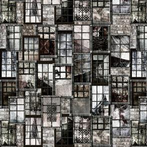 City_Windows_Ser. 2 #9