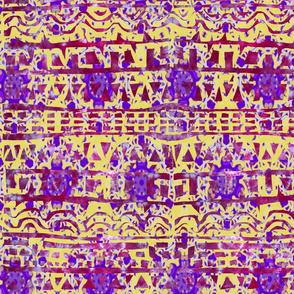 Tapestry Boho Pattern
