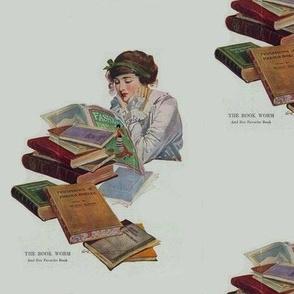 Reading Gibson Girl-ed