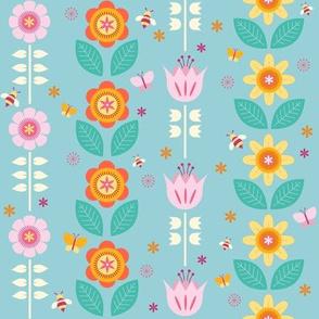 floral color