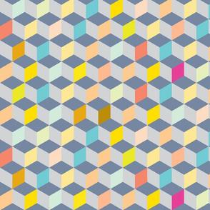Cubes of Illusion