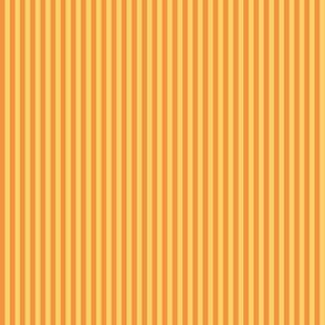 narrow saffron stripes