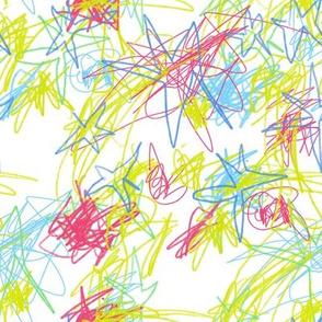 Kid's drawings