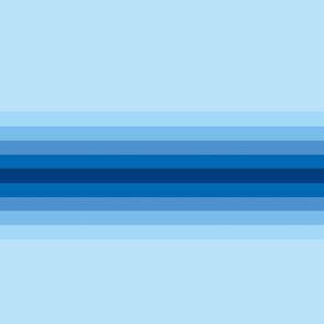 gradient stripes-blue