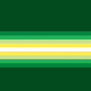 gradient stripes-yellow-green