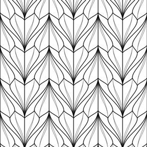 03077594 : bellflower 2j : outline