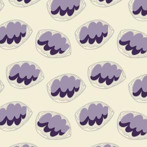 Glam Clams Lavender