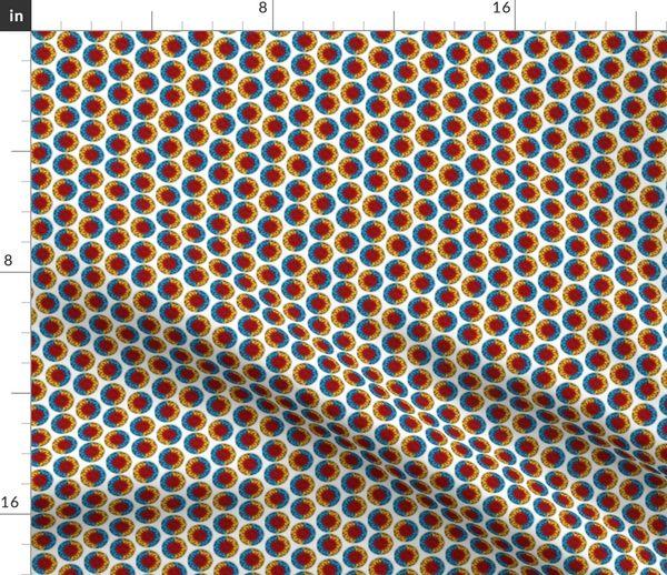 Carte Italie Jeux.Fabric By The Yard Jeu De Cartes Italie Ma C Daillon