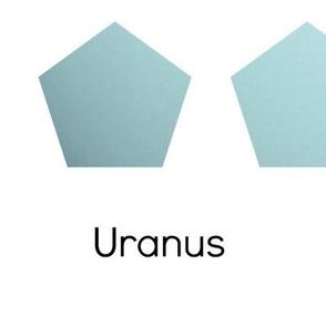 Uranus Cut and Sew