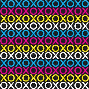 XOXO : cmyk 2 : big