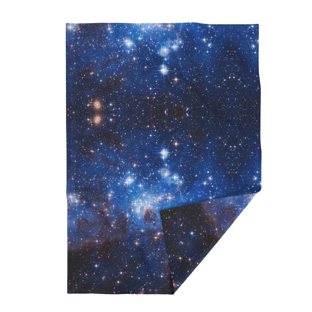 Lakenvelder Throw Blanket featuring Cosmos by shino_usagi