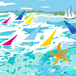 Annapolis Sailing