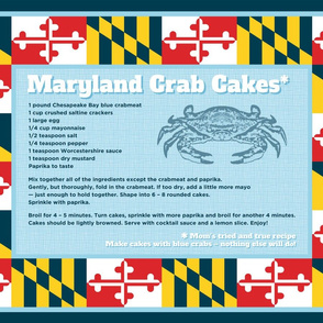 Mom's Maryland Crab Cakes