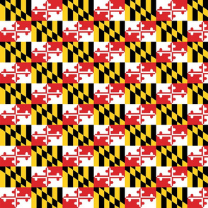 Maryland Flags - small