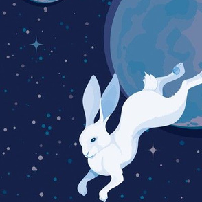 Voyage of the Moon Bunny