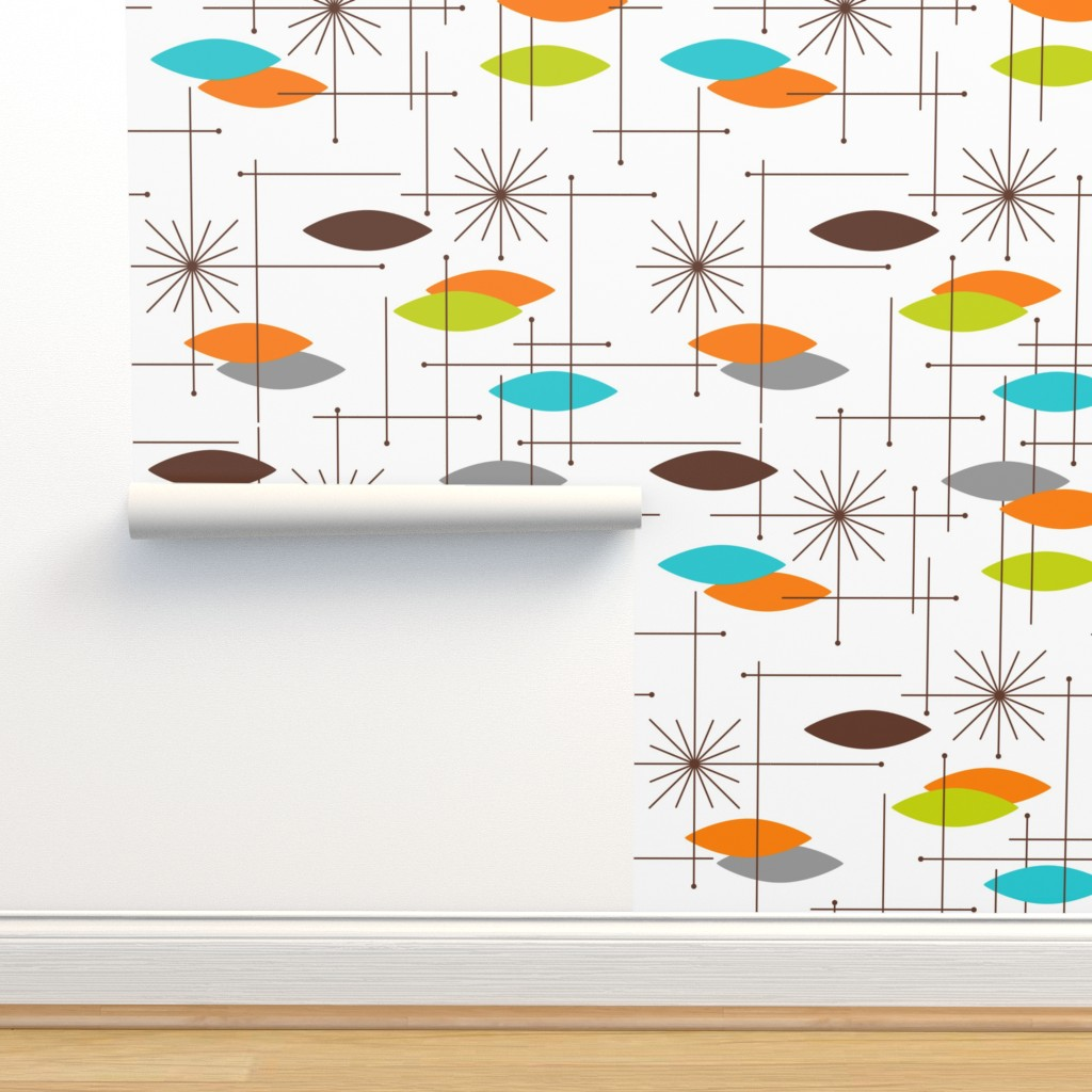Isobar Durable Wallpaper featuring Orbs - #OGB1WH (large) by tonyanewton