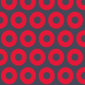 Phish circles- red