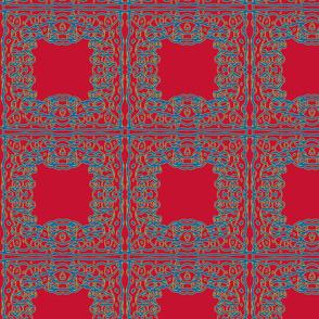 Jan's Bandanna1 red blue yellow