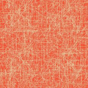 sisal tonal salmon orange