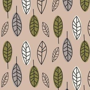 Dusky Leaves