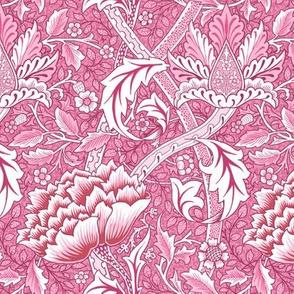 William Morris Windrush Pink