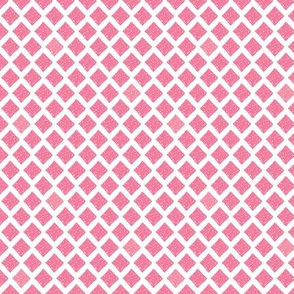 Geometric Triangle pink aztec pattern