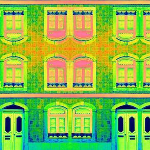 Crayon Box Doors and Windows