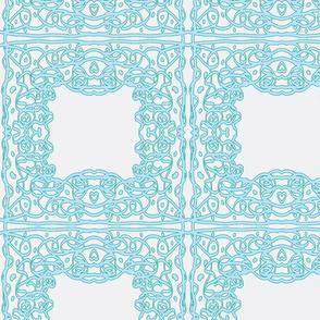 Jan's Spring Air Bandanna1 white blue