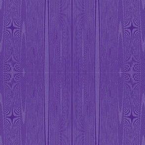 moire stripes in purple