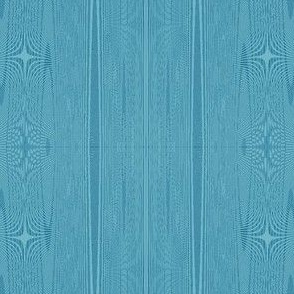 moire stripes in chalk blues