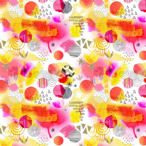 Pink_and_yellow_Collage