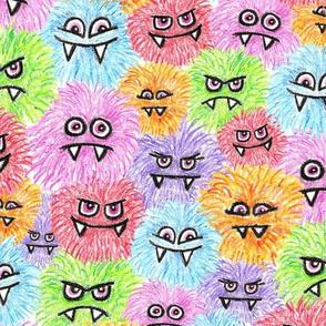 Monster Puffs