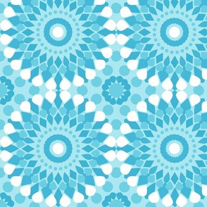 Morocco Turquoise - by Kara Peters